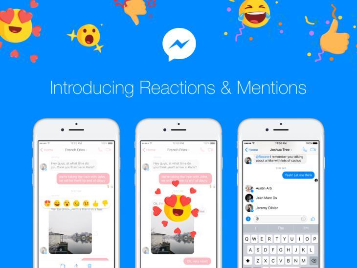 Argentina ya disfruta de versión ligera de Facebook Messenger — PERÚ