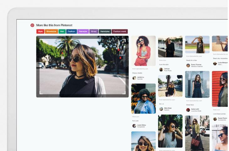 Pinterest-BusquedaVisualtodalaWeb