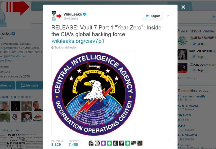 WikileaksVault7