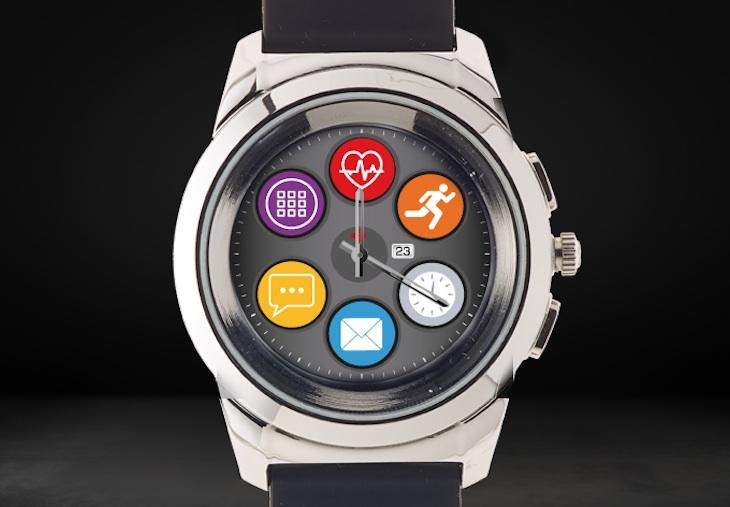 ZeTime, el primer smartwatch híbrido con agujas mecánicas y pantalla a color