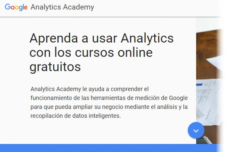 cursos de Google Analytics
