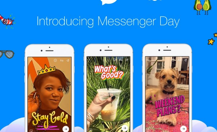 messenger Day