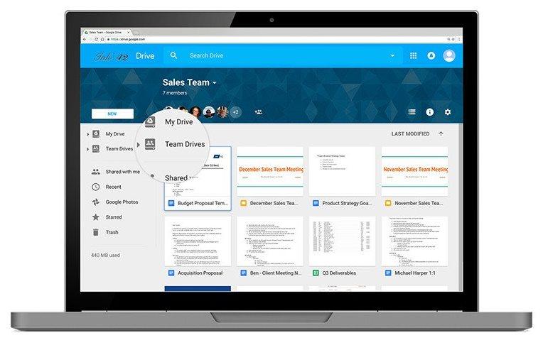 Google presenta nuevas herramientas en Google Drive