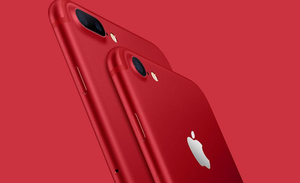 Apple presenta iPad Air 2 más barato y un iPhone rojo para luchar contra el sida