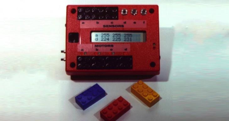 LEGO Mindstorms RCX