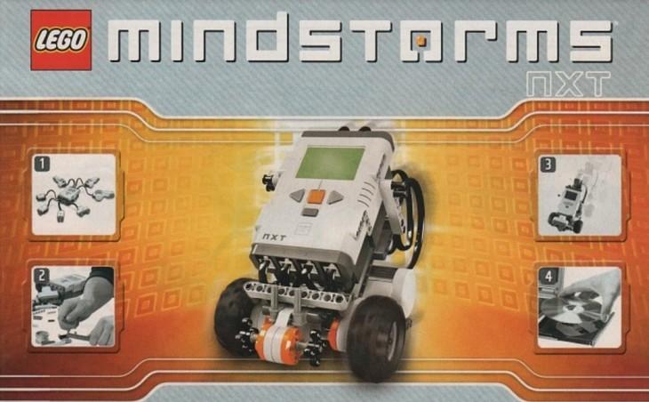 LEGO Mindstorms NXT