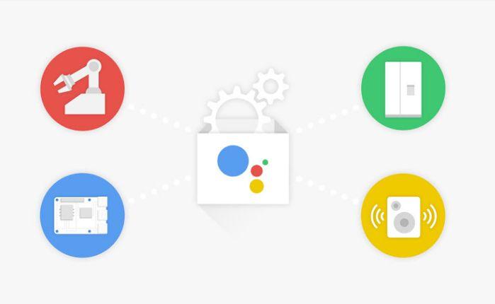 GoogleAssistantSDK