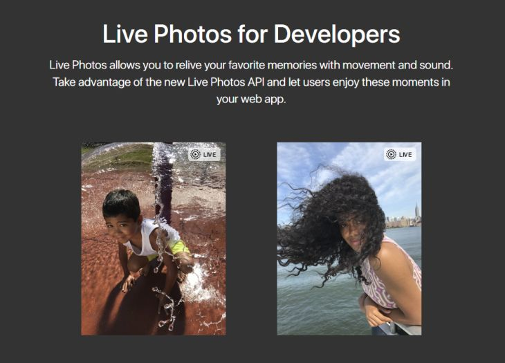 LivePhotosforDevelopers