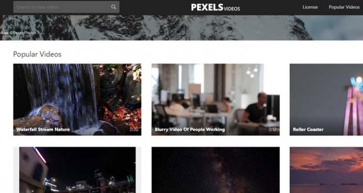 Nueva opción para encontrar videos HD gratuitos para nuestros proyectos
