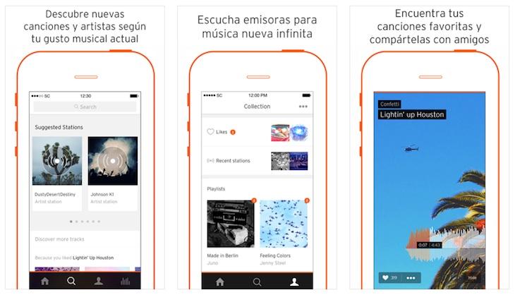 SoundCloud ya es compatible con Chromecast en dispositivos iOS