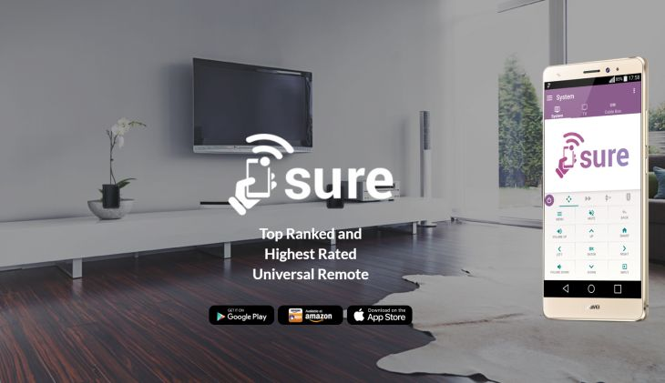 2 apps de mando a distancia universal para TV en Android