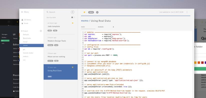 boostnote, aplicación con código abierto para que los programadores anoten sus cosas