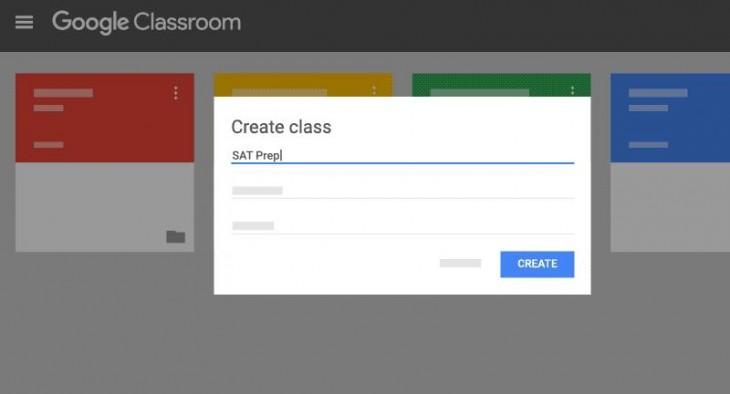 Ya podemos crear clases en Google Classroom desde nuestra cuenta personal