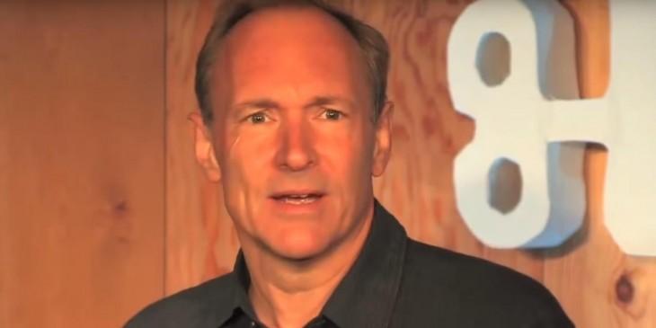 Tim Berners-Lee en thedolectures.com
