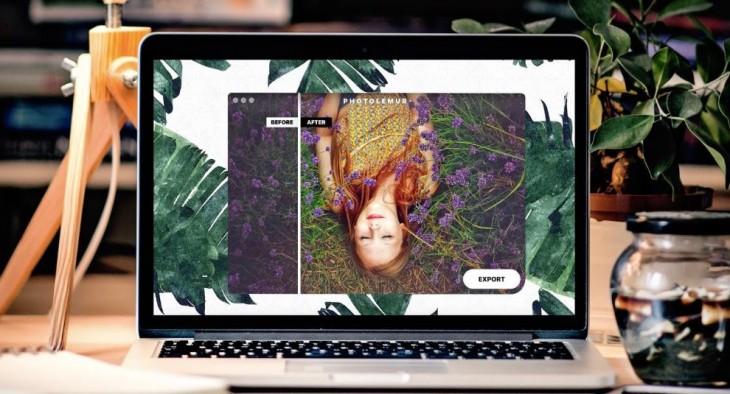 PhotoLemur, un nuevo editor de fotografías que usa Inteligencia Artif