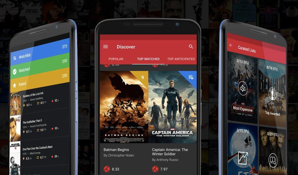 cinetrak, la app imprescindible para todo amante del cine