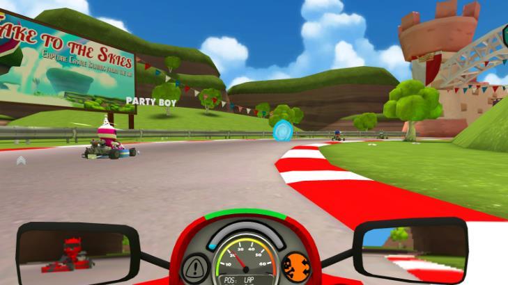 VR Karts: Sprint