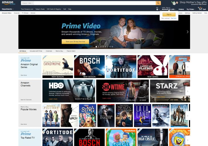 Imagen: Amazon Prime Video