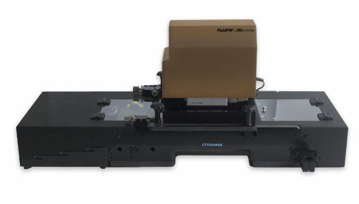 FluidFMµ3Dprinter