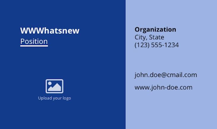 2 sitios web para crear tus propias tarjetas de visita de forma gratuita