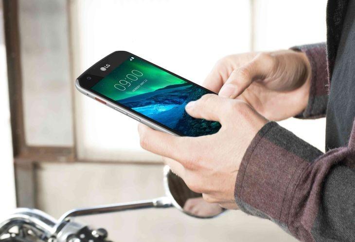 Presenta LG su segundo smartphone de la serie X: LG X Venture