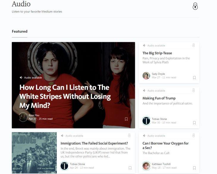 MediumAudio
