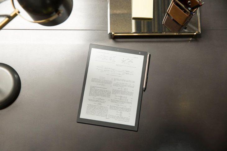 Sony lanzará su lector de libros digitales con pantalla de 13,3″ en junio