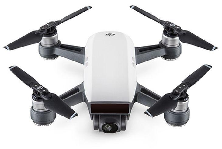 DJI Spark, nuevo mini dron que integra soporte para controles gestuales