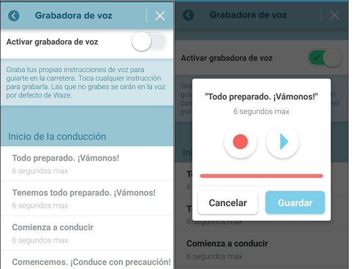 Ahora podrás usar tu voz como guía de manejo en Waze