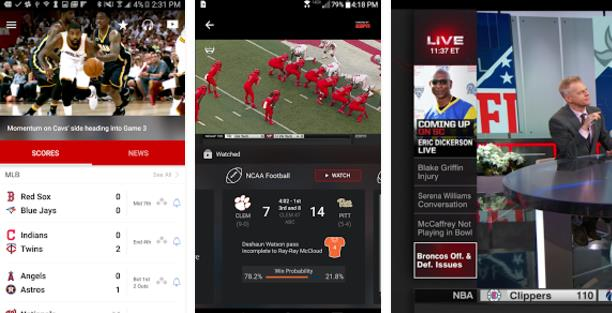 4 apps para seguir los resultados de nuestros deportes y ...