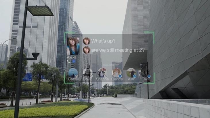 Alpha Glass, unas gafas de realidad aumentada que apuestan por el diseño tradicional