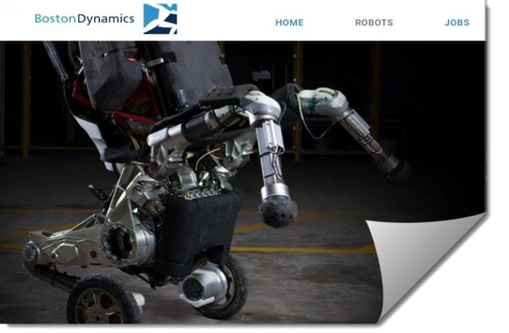 Softbank compra la compañía de robótica Boston Dynamics, propiedad de Alphabet