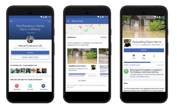 Facebook anuncia herramienta para contactar a amigos