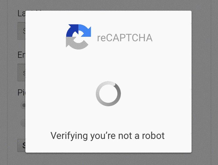 Google lanza la API de reCAPTCHA para Android