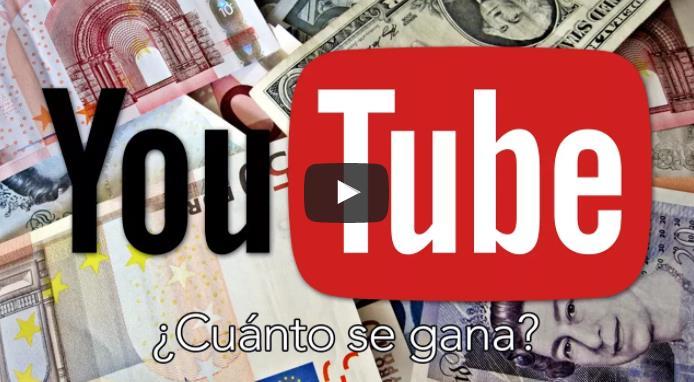 ¿Cuánto se gana en YouTube? Varios vídeos nos cuentan los detalles