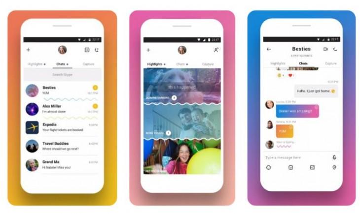 Skype también le sigue los pasos a Snapchat