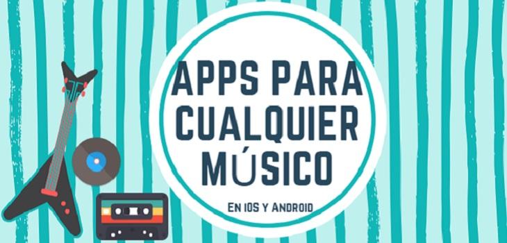 Apps para todos los músicos