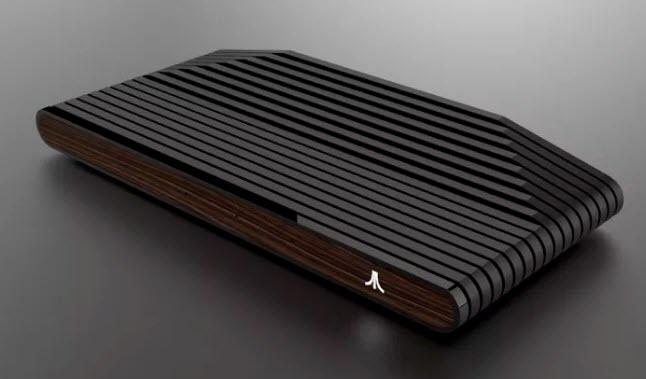 Así es la nueva consola de Atari