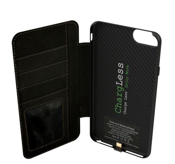 ChargLess, una interesante funda cargador solar para iPhone