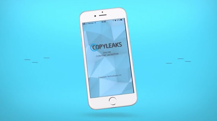 Copyleaks Plagiarism Checker, app para verificar la originalidad de cualquier contenido