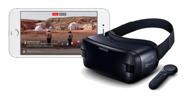 Facebook Live permitirá video en 360 grados y 4K