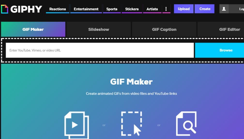 Ya podemos crear gifs animados desde el móvil sin necesidad de instalar nada