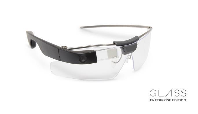 Llegó la versión empresarial de Google Glass