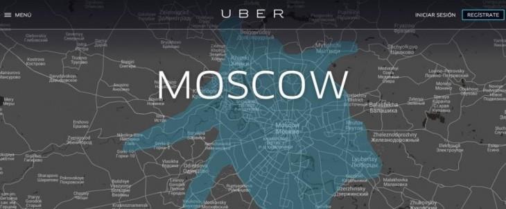 uber Rusia