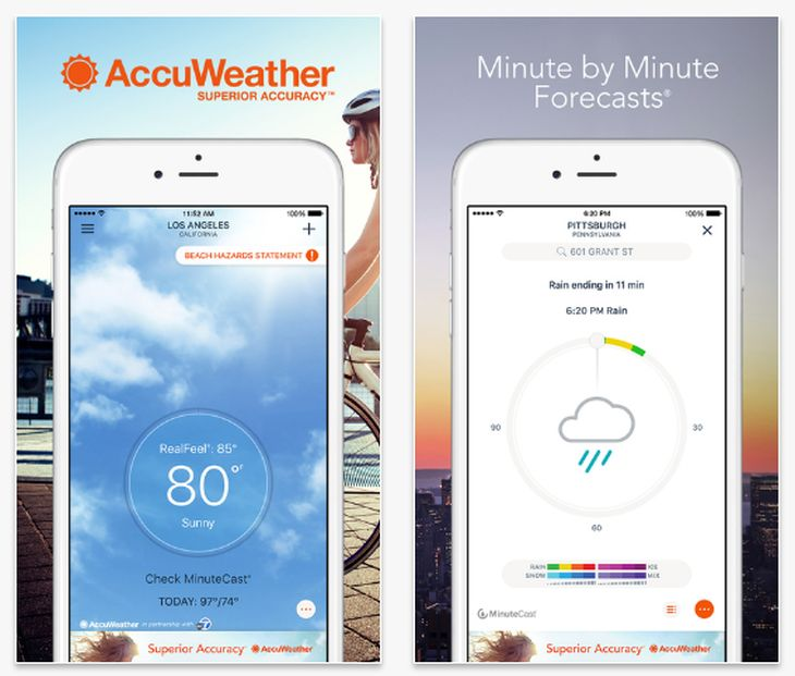 AccuWeather-iOS