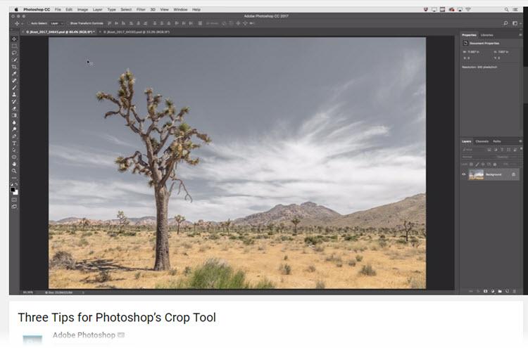 Adobe lanza nuevos videotutoriales gratuitos para aprender Photoshop