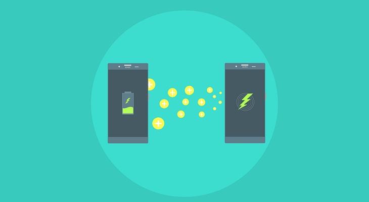 Batería teléfonos