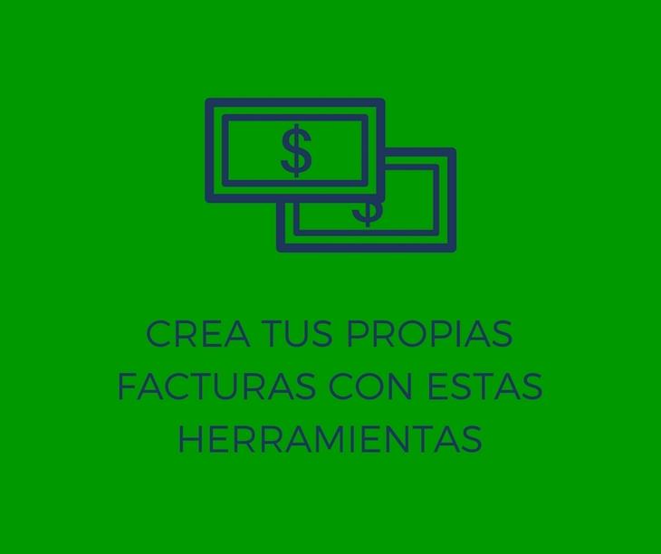 3 alternativas gratuitas para crear nuestras propias facturas