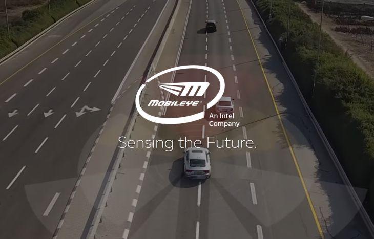 Intel anuncia el desarrollo de una flota de 100 vehículos autónomos