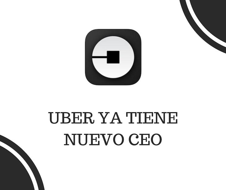 Así es el nuevo director ejecutivo de Uber